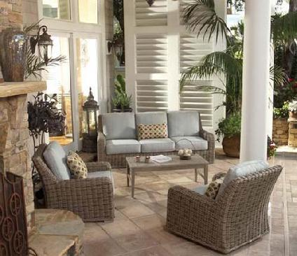 wicker patio furniture atlanta