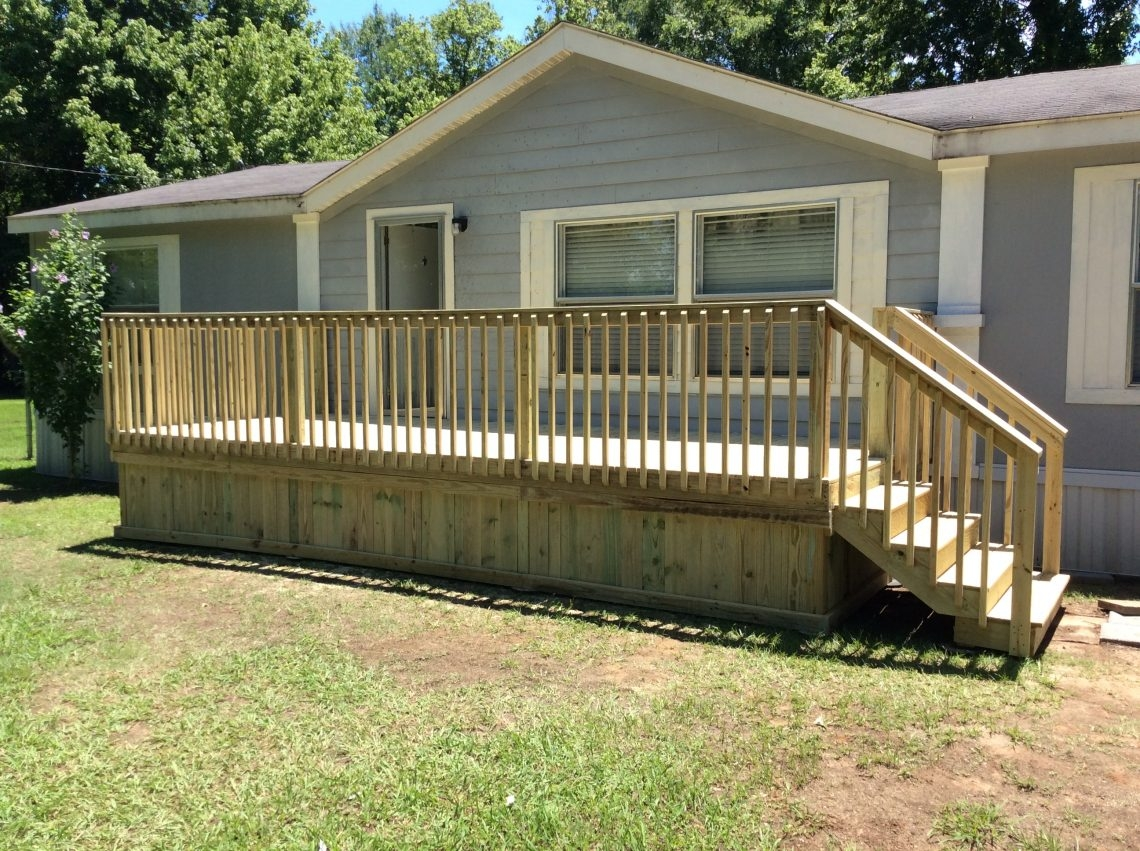 Ready Deck Gallery Ready Decks | Wooden Stairs For Mobile Home | Pre Built | Prefabricated | Simple | Wood Camper | Patio