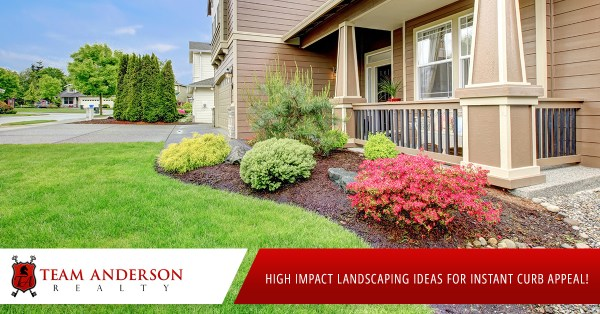high impact landscaping ideas