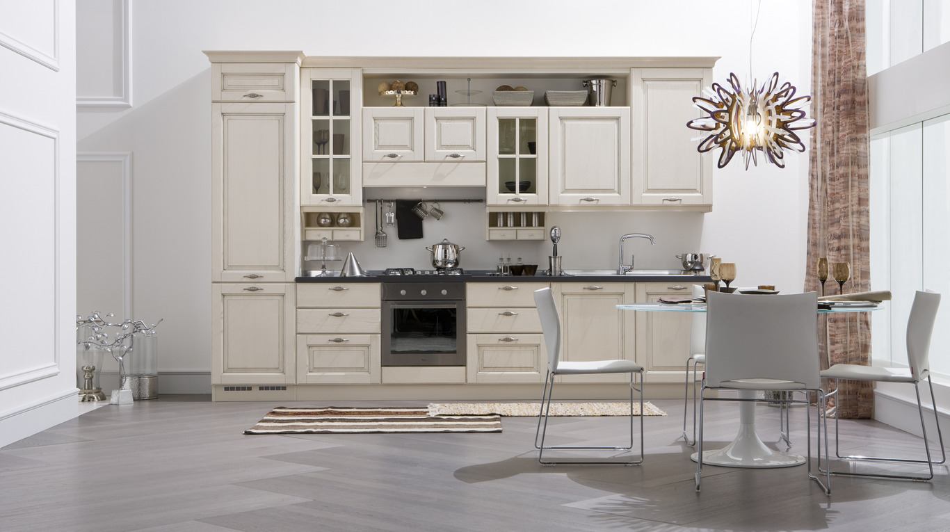 Custom Kitchens Manhattan  Italian Kitchens NY  Luxury