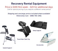 Vitrectomy Recovery Equipment Oklahoma City | Vitrectomy ...