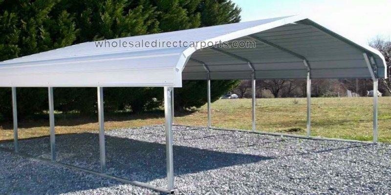 Standard Carport Custom Options Wholesale Direct Carports