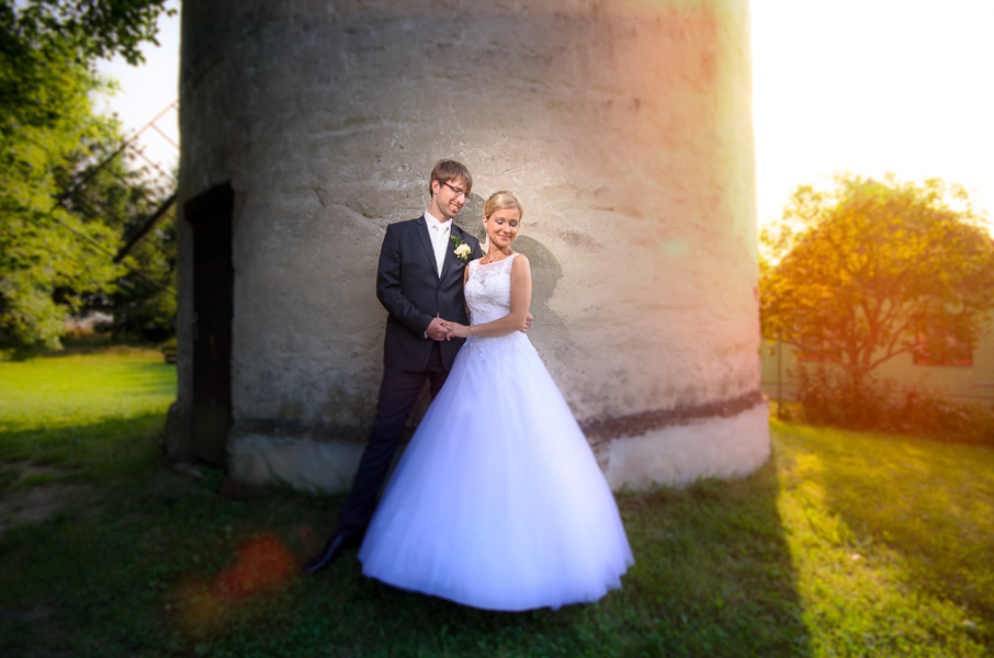 Svatba - Alena a Marek
