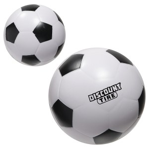 Soccer Ball Slo-Release Serenity Squishy