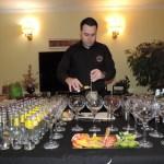 Barman en eventos privados