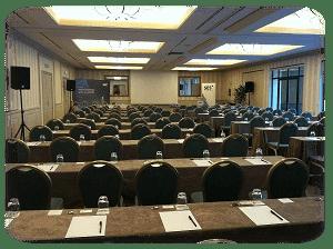 Audiovisuales para convenciones