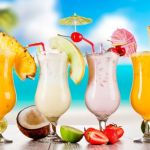 Barra movil de Mocktails Sin Alcohol