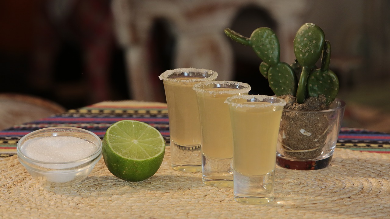 Tequila Con Sal y Limon