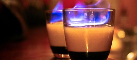 como hacer cocteles flameados 03