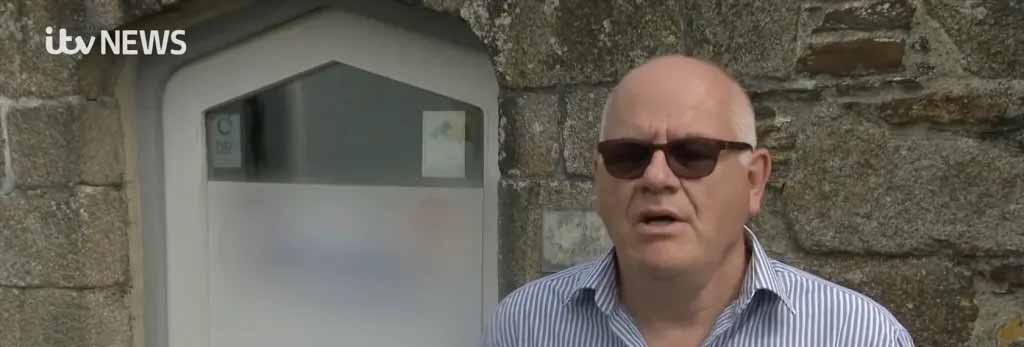 📹 Video: Dave Foster on ITV News