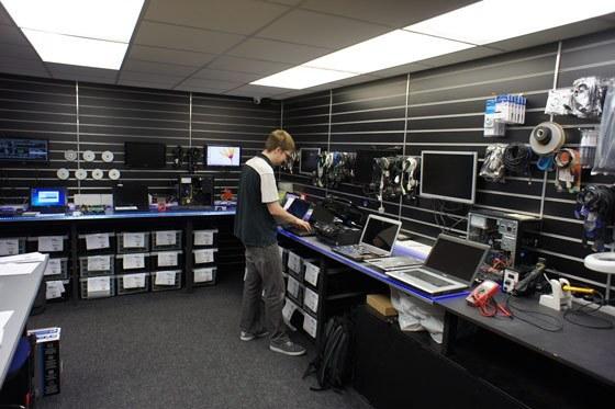 Laptop Repair Carlisle Workshop