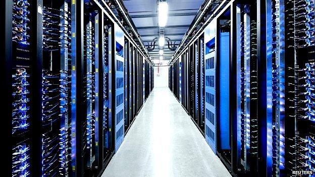 data centre facebook