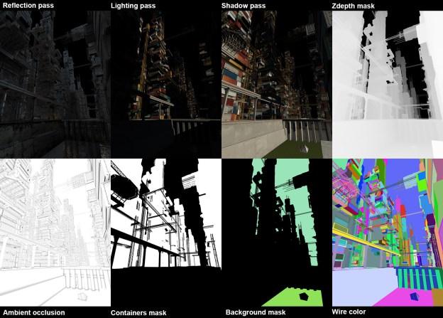 Making of Metallum City Giants 6