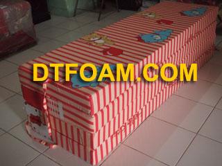 sofa bed kasur busa lipat inoac jakarta lounger covers murah dtfoam.com