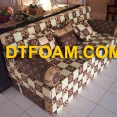 Sofa Bed Kasur Busa Lipat Inoac Jakarta Seats Covers Toko Murah Di Balikpapan Dtfoam Com