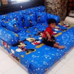 Sofa Bed Kasur Busa Lipat Inoac Jakarta Sleeper Clearance Sale Mickey Mouse 2 Dtfoam Com