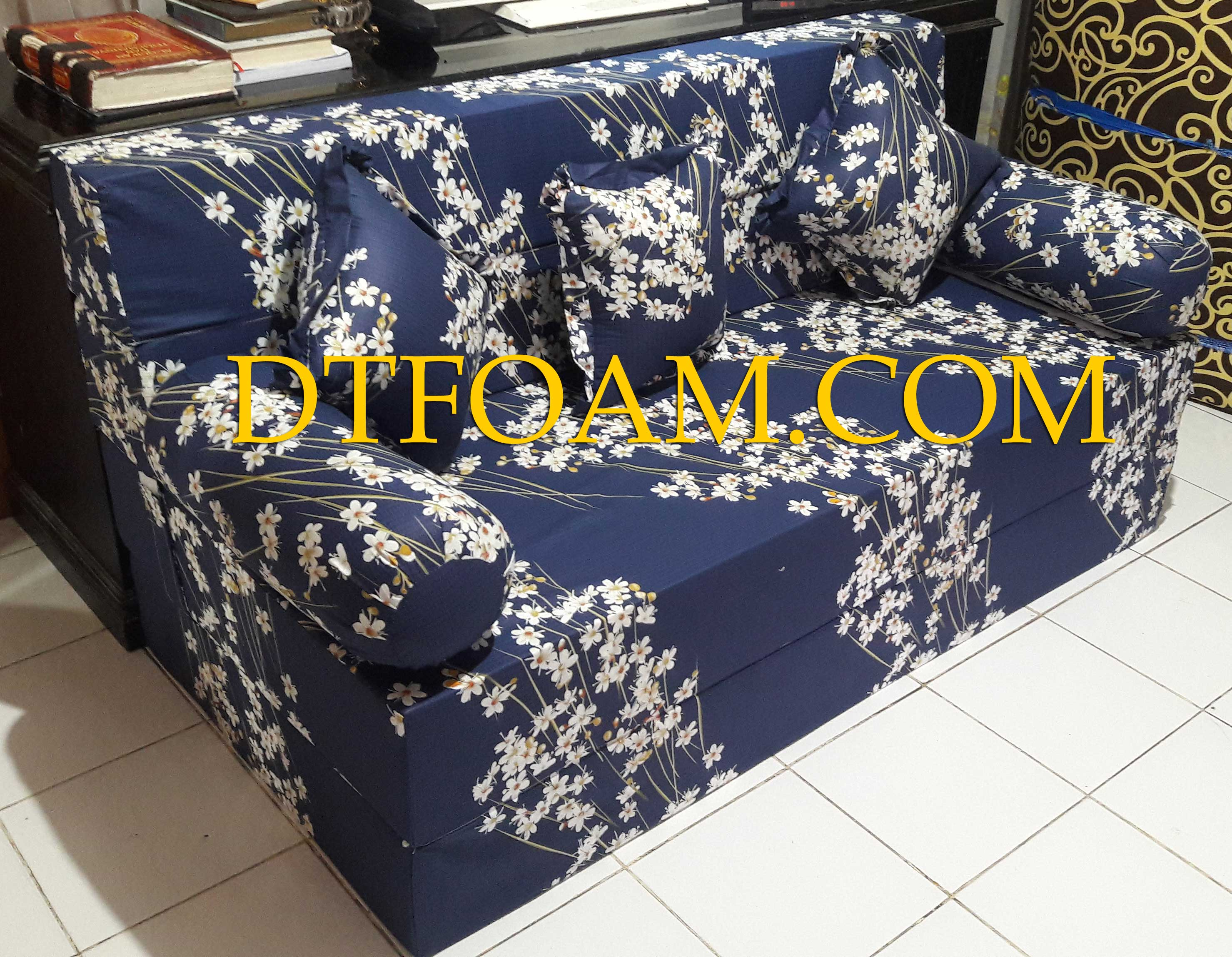 harga sofa bed inoac cikarang le corbusier white kasur busa lipat murah jakarta dtfoam com