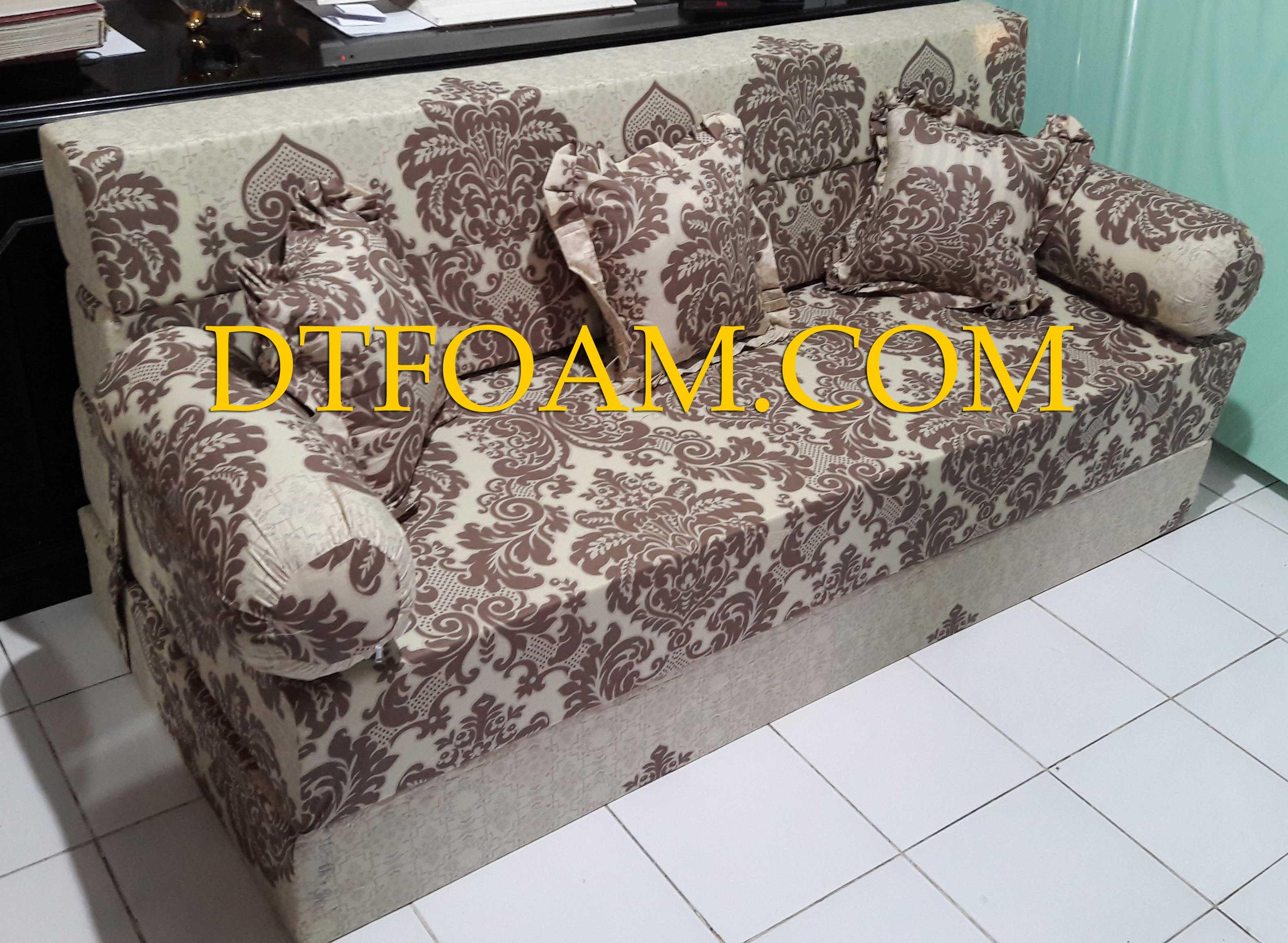 sofa bed kasur busa lipat inoac jakarta dog beds 74 chandra karya pramuka sobhome