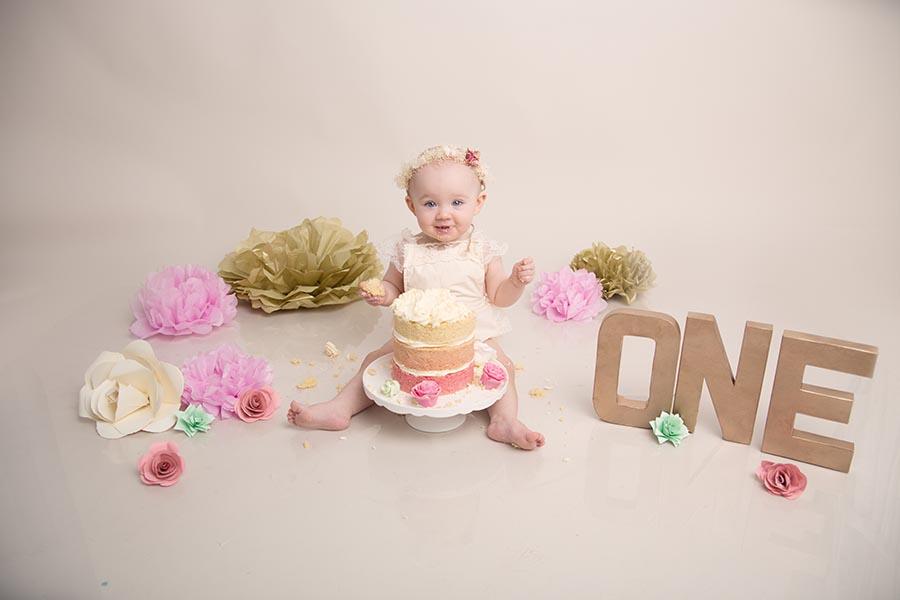 Paisley photographer - baby photo shoot