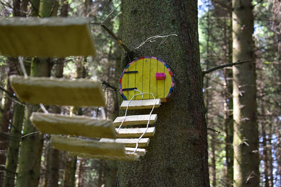 finlaystone country park fairy trail september weekend event glasgow