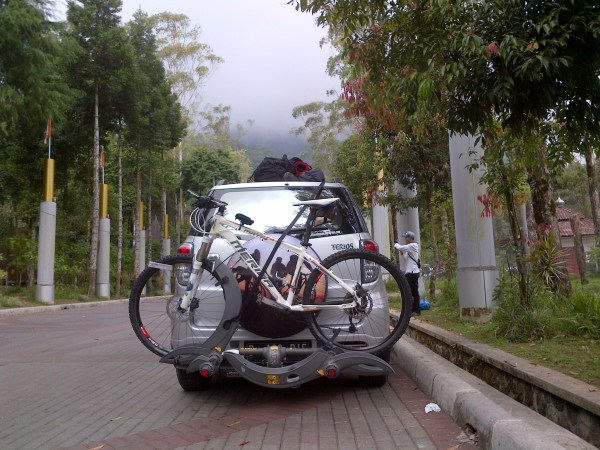 Saris Bike Rack  Deni tarzan Hendarwans Blog