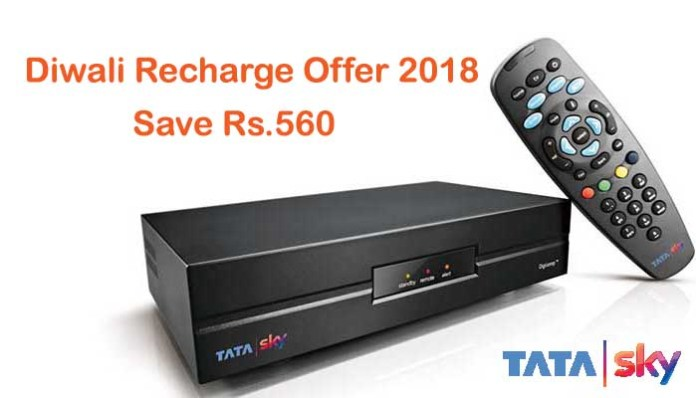 Tata sky recharge offer 2018