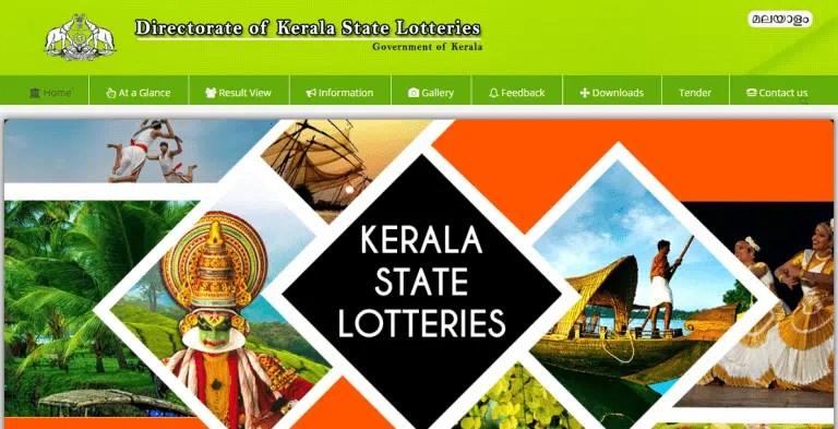Kerala Lottery Result 18.1.2021 | Win Win W599 Winners List Chart