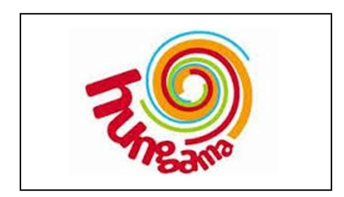 hungama tv channel number