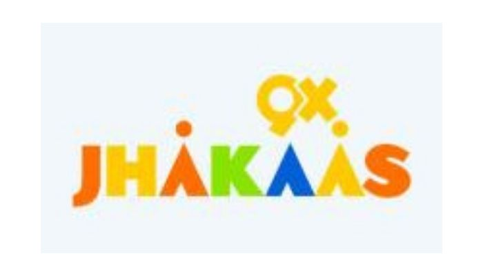 9x jhakaas channel number