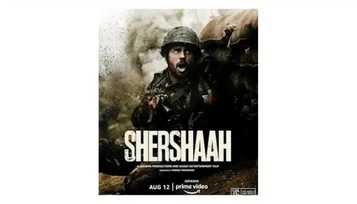 shershaah Film Cast
