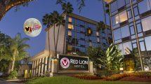 Anaheim Hotels Red Lion Hotel