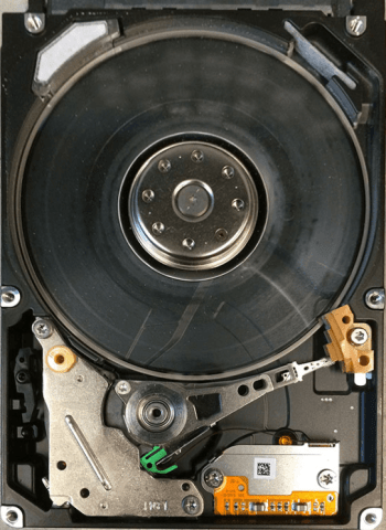 Clicking Hard Drive Data Recovery