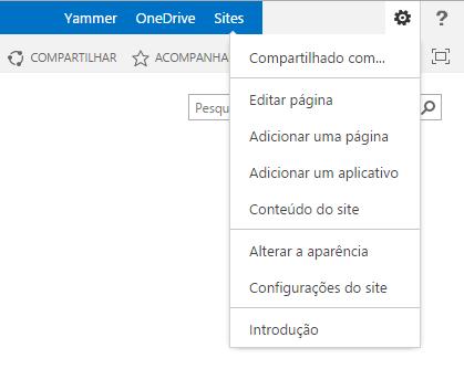 menuConfiguracoesSite