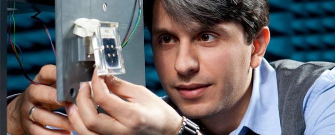 Türkischer Forscher entwickelt Flüssigkristall-Antenne