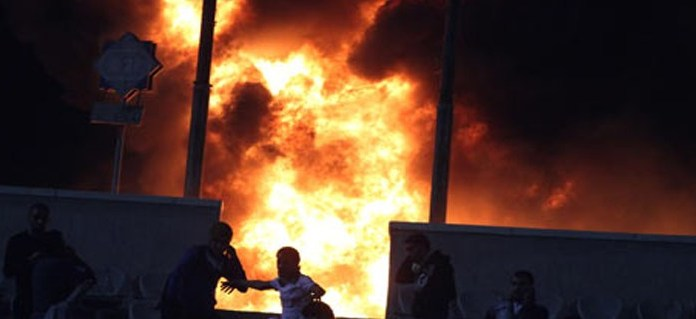 Fussball-Katastrophe in Ägypten