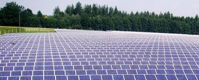 Die Türkei errichtet einen Solarpark