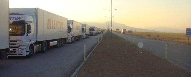 Export in die Türkei vervierfacht