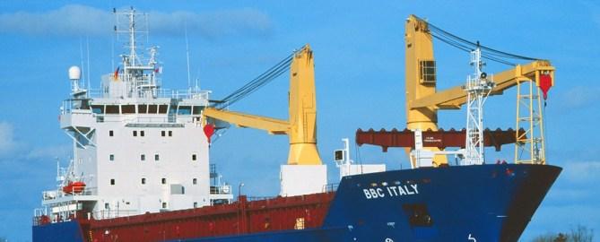 Türkei durchsucht deutschen Frachter nach Waffen