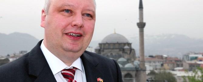 Minister Bode sieht große Chancen in der Türkei