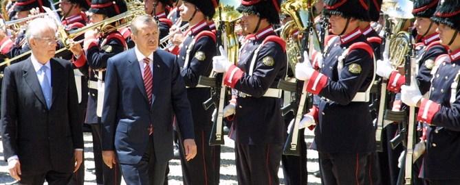 Erdogan: Tausende internationale Beobachter in Syrien notwendig