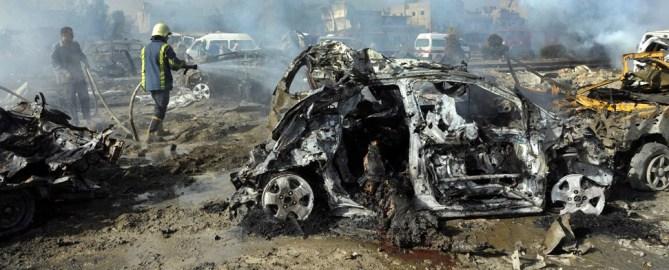Sprengstoffanschlag erschüttert Damaskus - Al-Arabija: 30 Tote