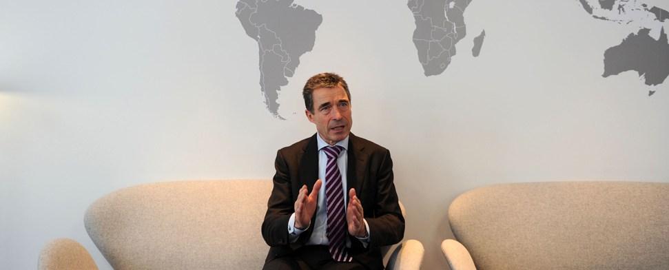 Rasmussen an Russland: Raketenabwehr ist keine Bedrohung