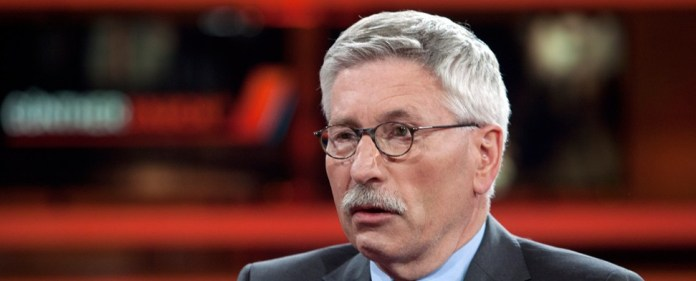 Sarrazin verteidigt sein Anti-Euro-Buch