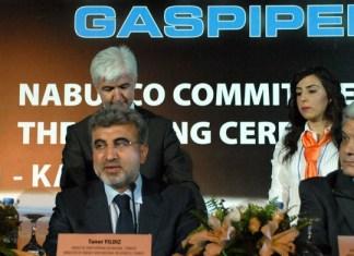 Bulgarien ratifiziert Abkommen für Nabucco-Pipeline