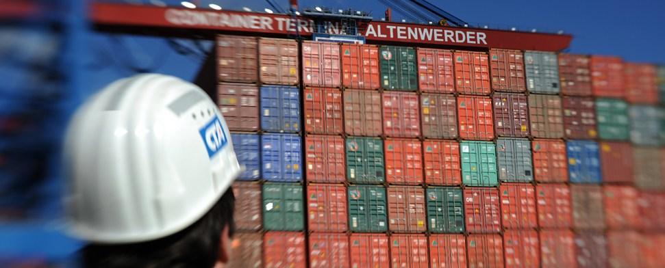 Exporte beflügeln deutsches Wirtschaftswachstum