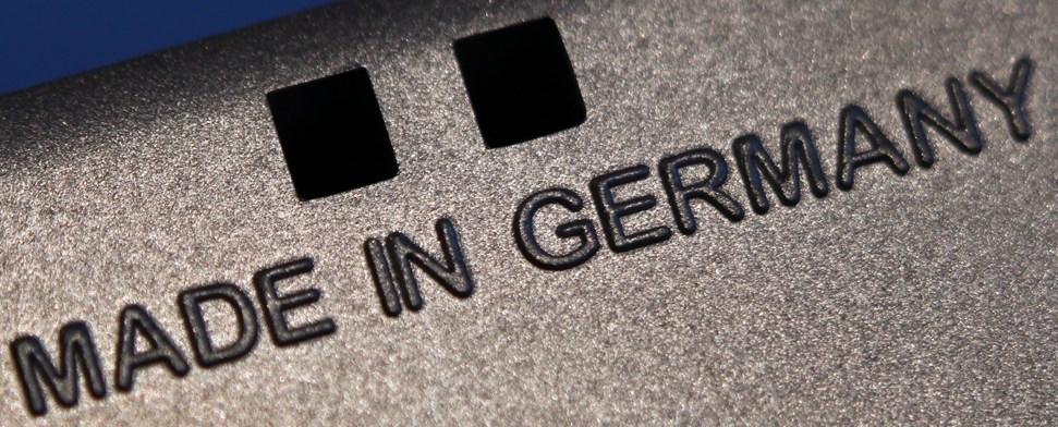 """Griechen verzichten in Krise zunehmend auf """"Made in Germany"""""""