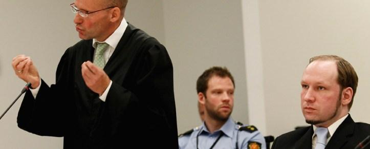 Breivik «zynischer Terrorist» und zurechnungsfähig