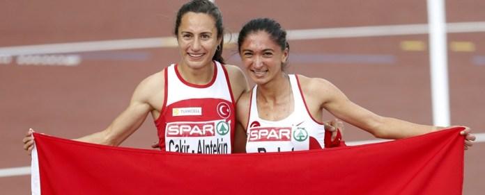 Historischer Erfolg für türkische Leichtathleten