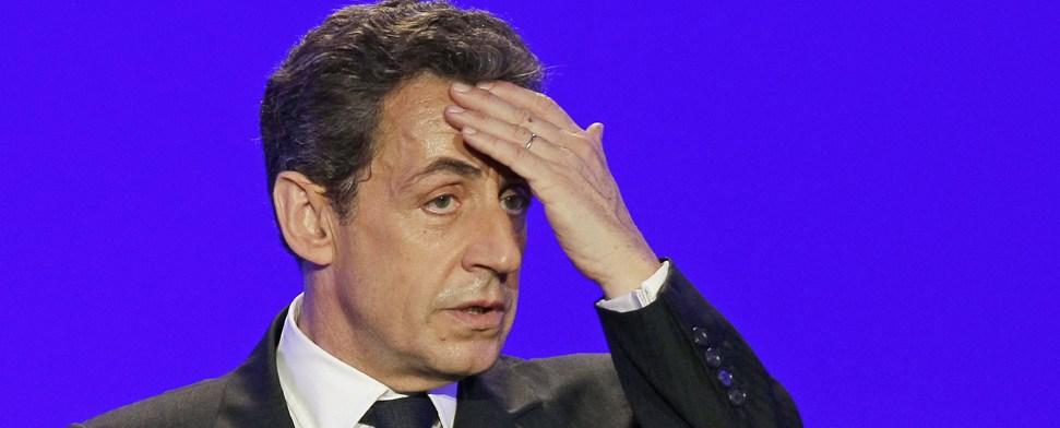 Polizei durchsucht Sarkozys Räumlichkeiten