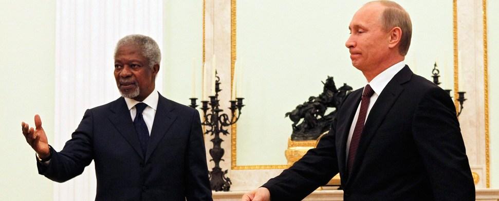 Keine Anzeichen auf Einigung bei UN in Syrienfrage